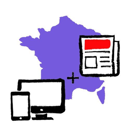 Abonnement couplé (France) : papier + pdf web