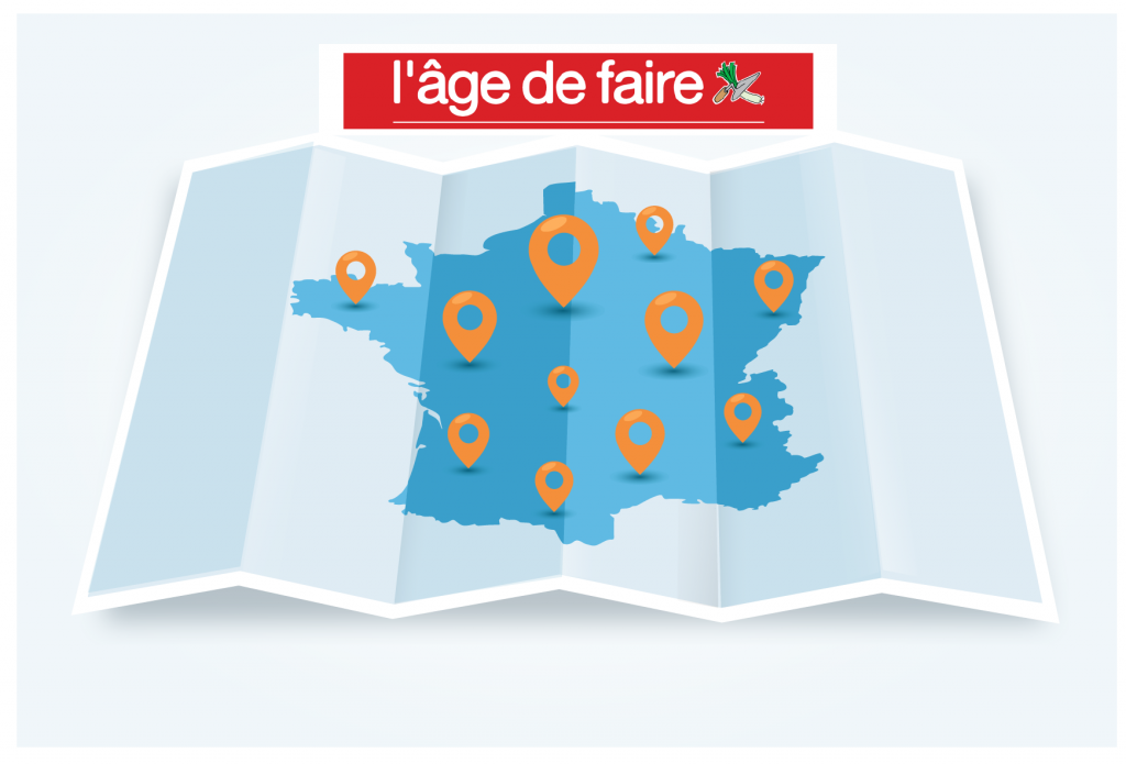Nos points de vente en France