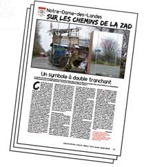 Notre-Dame-des-Landes - Cahier spécial 12 pages