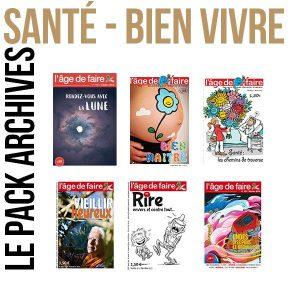 Pack archives - Economie - Santé - Bien vivre